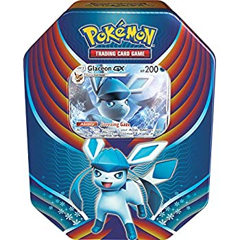 Pokemon TCG: Evolution Celebration Tin - Glaceon GX