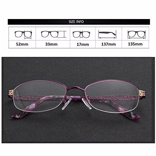 de lunettes La progressive aucune de des progressive lunettes rx transition uv400 soleil ligne près photochromiques pluridisciplinaire Violet qxEnFTrxwP