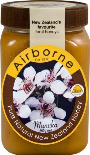 Manuka Honey Zealand Antioxidant Antibacterial