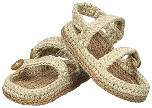 Jefferies Socks Baby Newborn Boy Sandal Crochet Bootie
