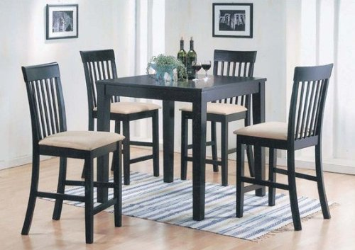 Acme 07314 5-Piece Miranda Counter H Dining Set