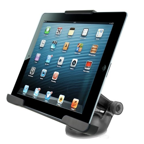 (iOttie Easy Smart Tap Dashboard Car Desk Mount Holder Cradle for iPad 2/3/4)