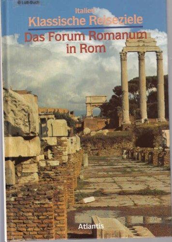 Das Forum Romanum in Rom