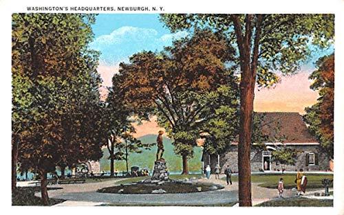 (Washington's Headquarters Newburgh, New York Postcard)