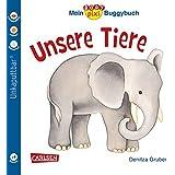 Mein Baby-Pixi Buggybuch: Unsere Tiere