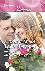 A Deal to Mend Their Marriage (Harlequin Romance Large Print)