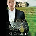 Think of England Audiobook by KJ Charles Narrated by Tom Carter
