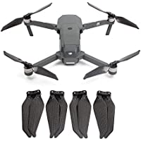 Drone Fans 1pair 2pairs Full Carbon Fiber 8331F Foldable Propellers Low Noise 8831 Propeller for DJI MAVIC PRO & Platinum (2 Pairs)
