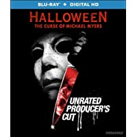 Halloween VI: The Curse of Michael Myers (Unrated Producer's Cut) [Blu-ray]
