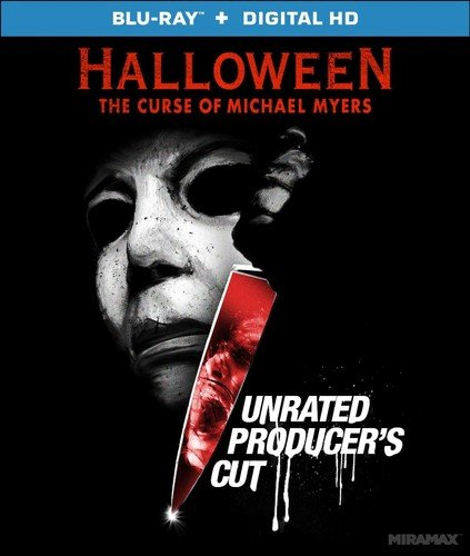 Halloween VI: The Curse of Michael Myers (Unrated Producer's Cut) [Blu-ray] -