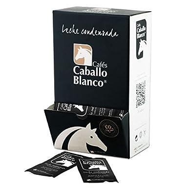 Leche Condensada Caballo Blanco Estuche 50 Sobres 30g: Amazon.es: Alimentación y bebidas