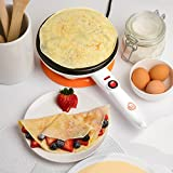 MasterChef Cordless Crepe Maker with FREE Recipe
