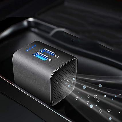 Amazon.es: Boomder - Purificador de aire para coche, filtro HEPA ...