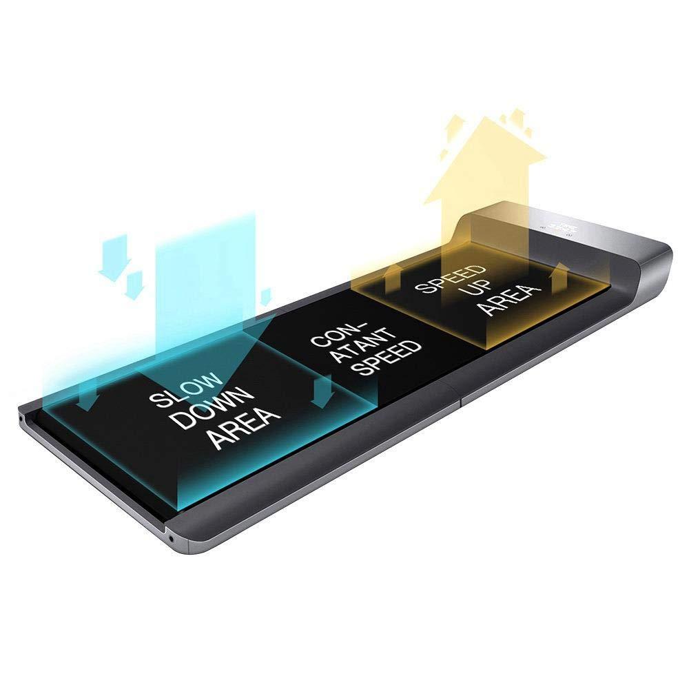 No Nera WalkingPad A1 Fitness Walking Machine Attrezzatura da Palestra elettrica Pieghevole di Xiaomi Youpin
