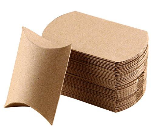 50 Pcs Anti-Scratch Box Sweet Wedding Party Candy Boxes (HG0111 x 50)