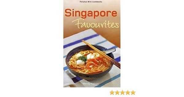 Amazon Mini Singapore Favourites Periplus Mini Cookbook Series