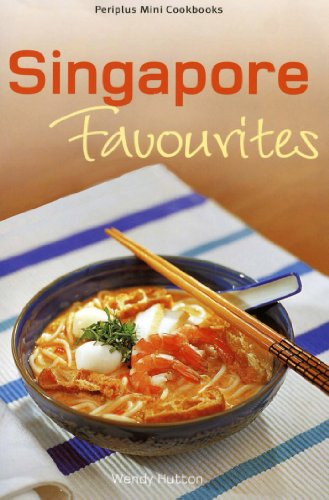 Mini Singapore Favourites (Periplus Mini Cookbook Series) by Wendy Hutton