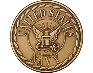 Coins of America U.S. Navy Challenge Coin by Coins of America