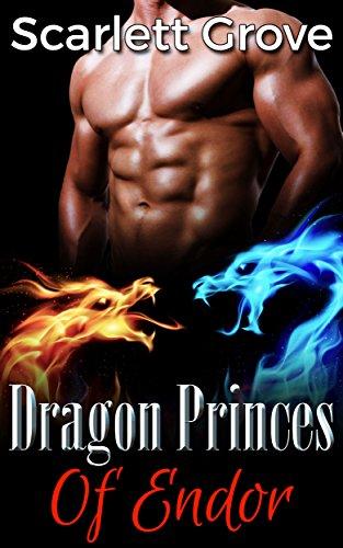 dragon-princes-of-endor-complete-collection-dragon-shifter-paranormal-romance