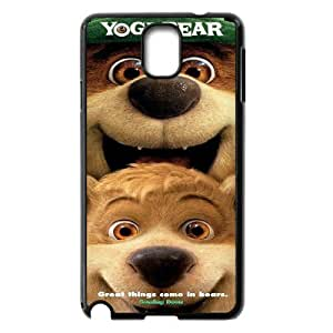 James-Bagg Phone case Funny Yogi Bear Protective Case For Samsung Galaxy NOTE3 Case Cover Style-4