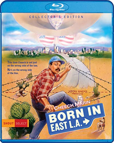 Born In East L.A. [Collector's Edition] [Blu-ray]