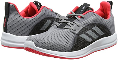 De Element Femme grey shock Three Adidas V Red grey 0 Running Chaussures Gris Three atqwaUZxd