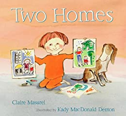 Two Homes by [Masurel, Claire]