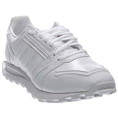 dc398fd11b96 adidas Mens WM Racing 1 Athletic   Sneakers White