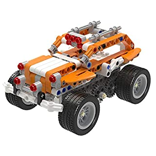 Apitor SuperBot, STEM Programming Educational Building Block Robot Toy for Kids, 18-in-1, Coding Learning, APP RC Robot, Ideal Gift for Boys and Girls Ages 8+
