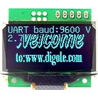 1.3 Serial: UART/I2C/SPI 128x64 OLED Module Blue (CN) DS12864OLED-3B