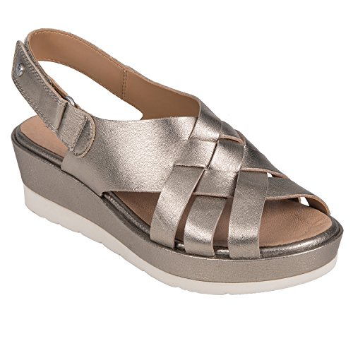 Earth Classic Shoes - Earth Shoes Sunflower Women's Washed Gold 7.5 Medium US