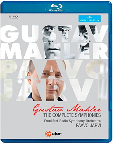 Mahler: The complete symphonies Nos. 1-10 [Box Set] [Blu-ray] by C Major Entertainment