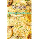 Simple Fish & Seafood Recipes (Seafood,Fish,Pastas,Salmon,Shrimp,Cocktails Book 1)