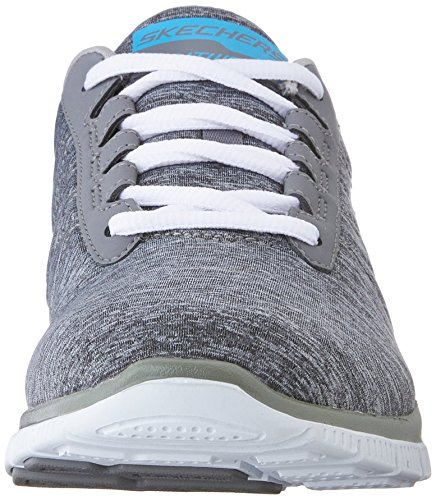 nbsp;next Basses Gris Skechers Flex Generation gry Baskets Femme Appeal H4qzqw0F