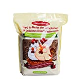 Hatortempt 1LBS & 2Lbs Dried Mealworms for Wild Bird,Chickens, Fish (2lbs)