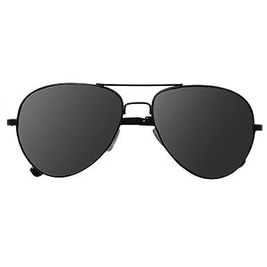 aviator type glasses  Amazon.com: Ladona Classic Black Aviator Style Sunglasses: Clothing