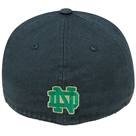 first rate 9dfe0 3197b ... where to buy amazon ncaa 47 brand notre dame fighting irish franchise  green clover fitted hat