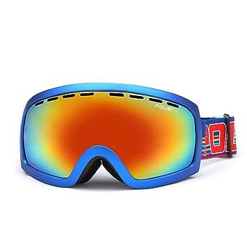 238a351409a4 He-yanjing Ski Goggles ,UV Protection , Anti-fog Snow ,Snowboarding Goggle