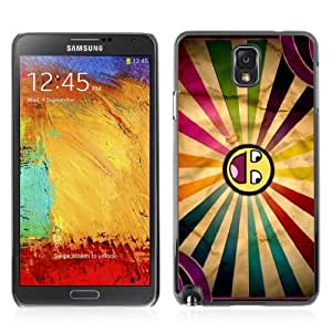 YOYOSHOP [Cool Awesome Colorful Smiley] Samsung Galaxy Note 3 Case