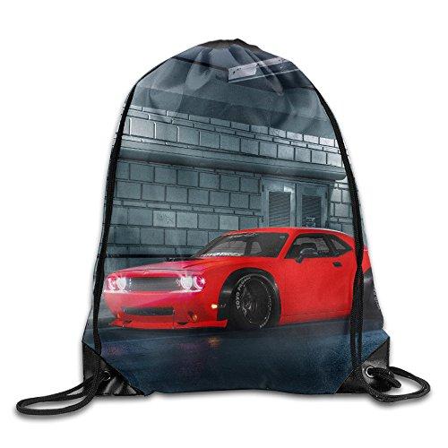 dodger-challenger-srt-hellcat-portable-sack-bag-drawstring-backpack-sport-bag-drawstring-bag-for-men