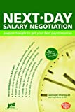 Next-Day Salary Negotiation: Prepare Tonight to Get Your Best Pay Tomorrow (Help in a Hurry)