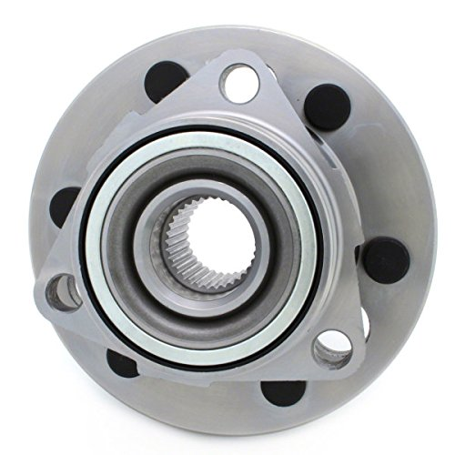 WJB WA515001 - Front Wheel Hub Bearing Assembly - Cross Reference: Timken 515001 / Moog 515001 / SKF BR930094