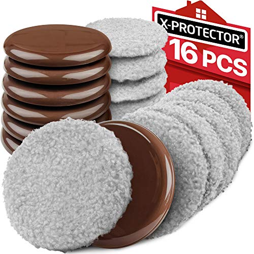 Furniture Sliders X-PROTECTOR Multi-Surface