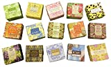 Greenwich Bay Trading Company Soap Sampler 15 pack of 1.9oz bars
