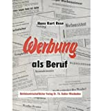 img - for Werbung ALS Beruf (Paperback)(German) - Common book / textbook / text book