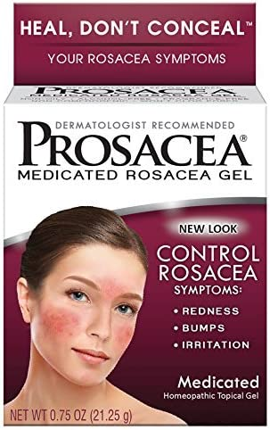 Amazon Com Prosacea Rosacea Treatment Gel 0 75 Ounce By
