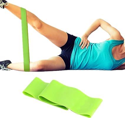 Fitnessband,Sport Fitness Yoga Sport Zugseil Trainingsband Stretchband,Fitnessger/äte Muskeltraini Widerstand Band Phayee 8 Form Zugseil f/ür Home Gym Exercise