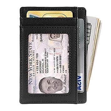 a27d5f7cedfe9 ECDER Geldbeutel Geldbörse Brieftasche Portemonnaie Wallet Carbon Design  mit RFID Geldklammer Reißverschluss Herren Geschenk