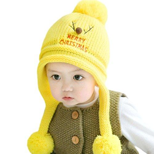 Baby Girl Lovely Bunny Ear Headwear (Striped) - 8