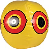 Bird-X Scare-Eye Bird Repellent Predator Eyes Balloon, Yellow